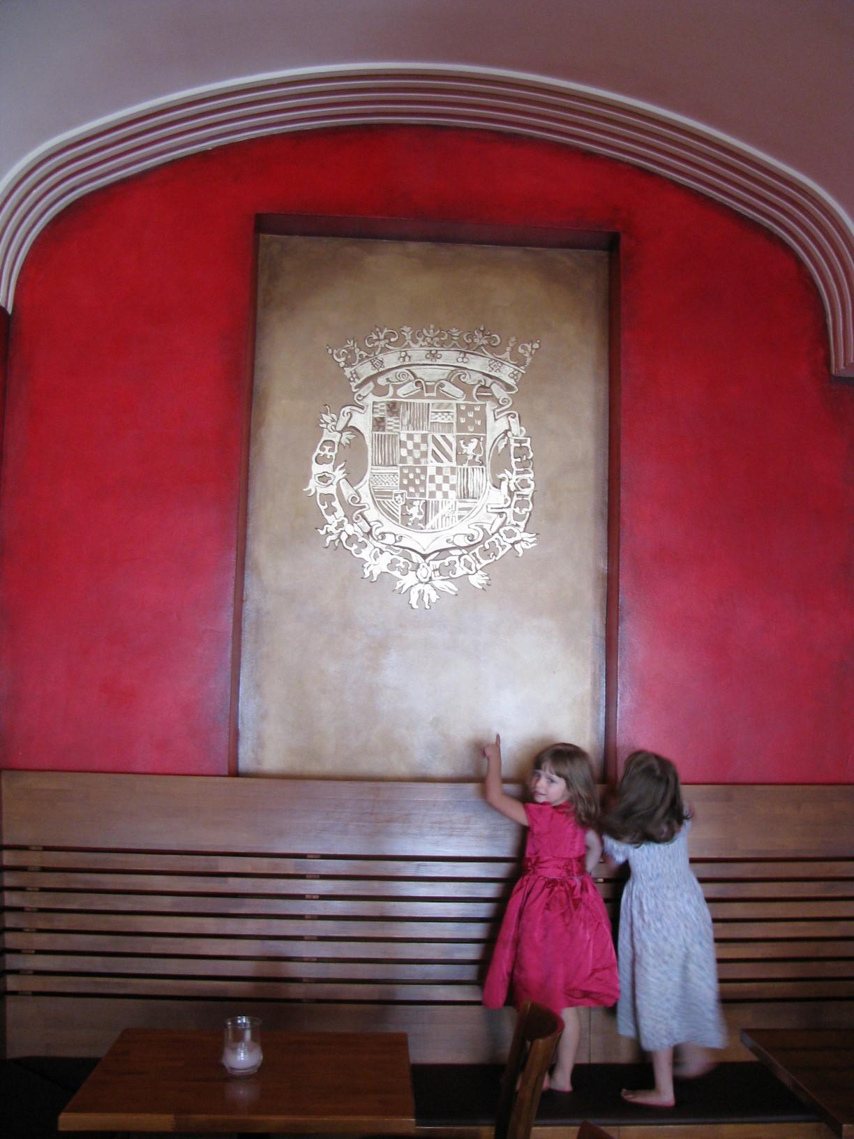 Zu den mittelalterlichen Ornamenten